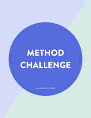 Method Challenge Question Explanation