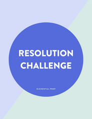 Resolution Challenge Question Explanation