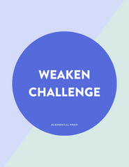 Weaken Challenge Question Explanations