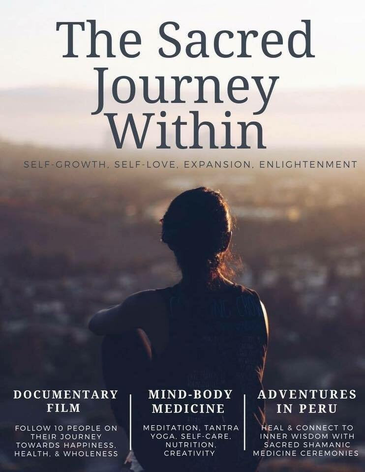 The Sacred Journey Within Documentary Film