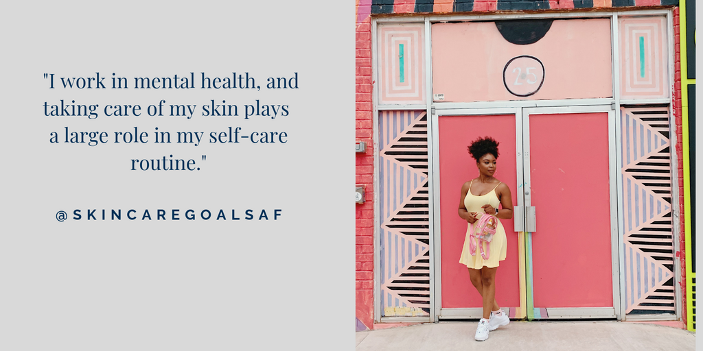 @FunmiMonet Is All About Self-Care