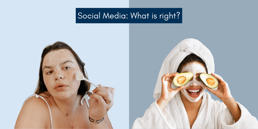 Social Media: What is Right?