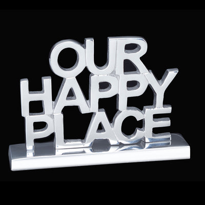 Happy Place Decorative Signs