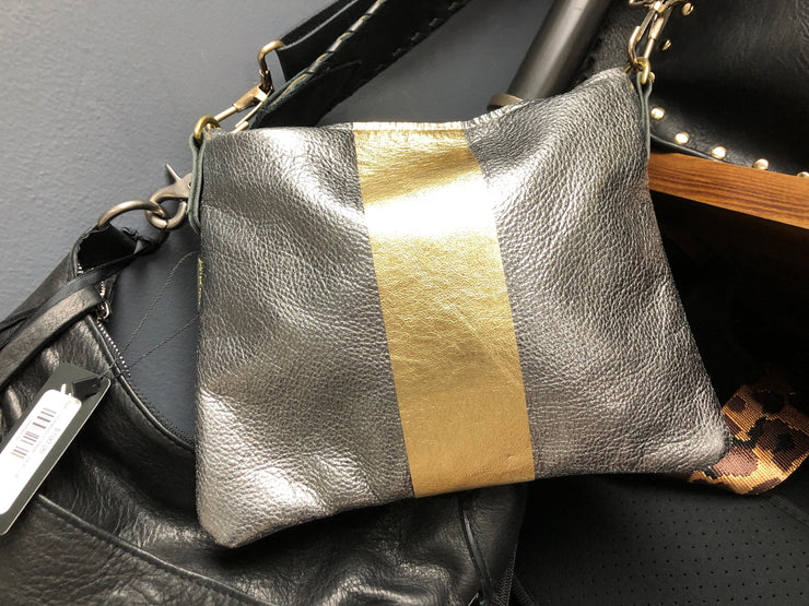 Taylor Leather Crossbody