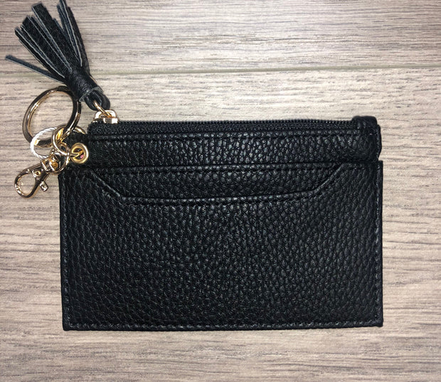 SH zip card holder