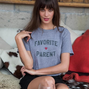 Favorite Parent SS Loose T-shirt