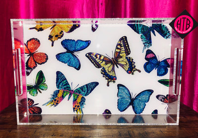 11 x 17 Multi Butterfly Tray