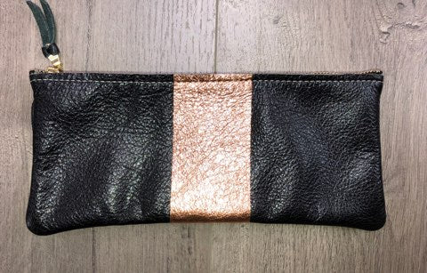 Grant Leather Pencil Case