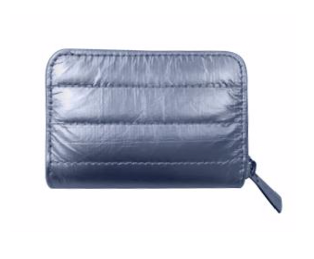 Hi Love Travel Puffer Wallet