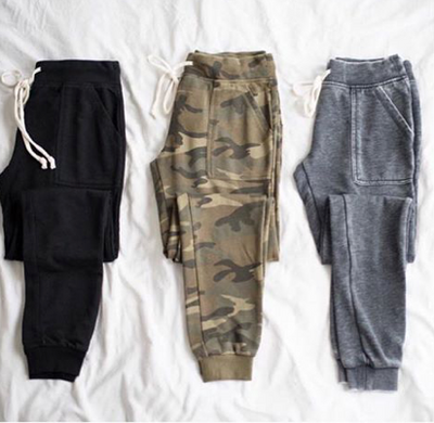 Long Weekend Joggers