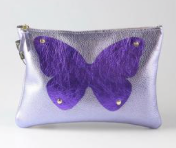 Carter Leather Butterfly Pouch