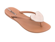 IPANEMA Wave Heart Flip Flops
