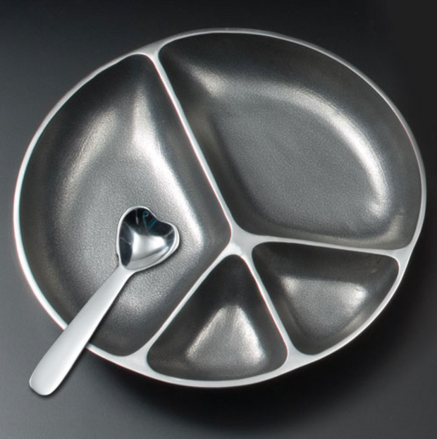 Lil Peace with Heart Spoon