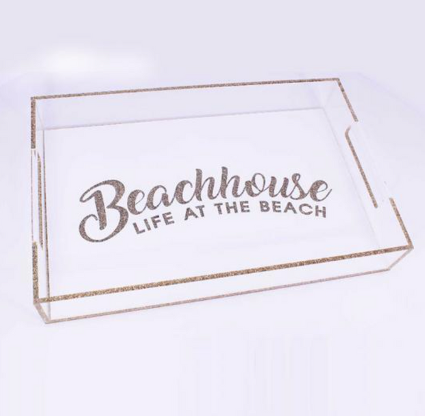 14 x 22 Beachhouse Tray