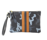 Carter Leather Wristlet