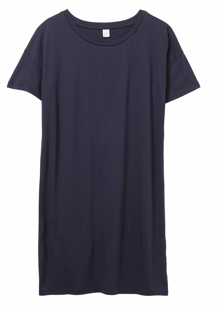 Straight Up T-Shirt Dress