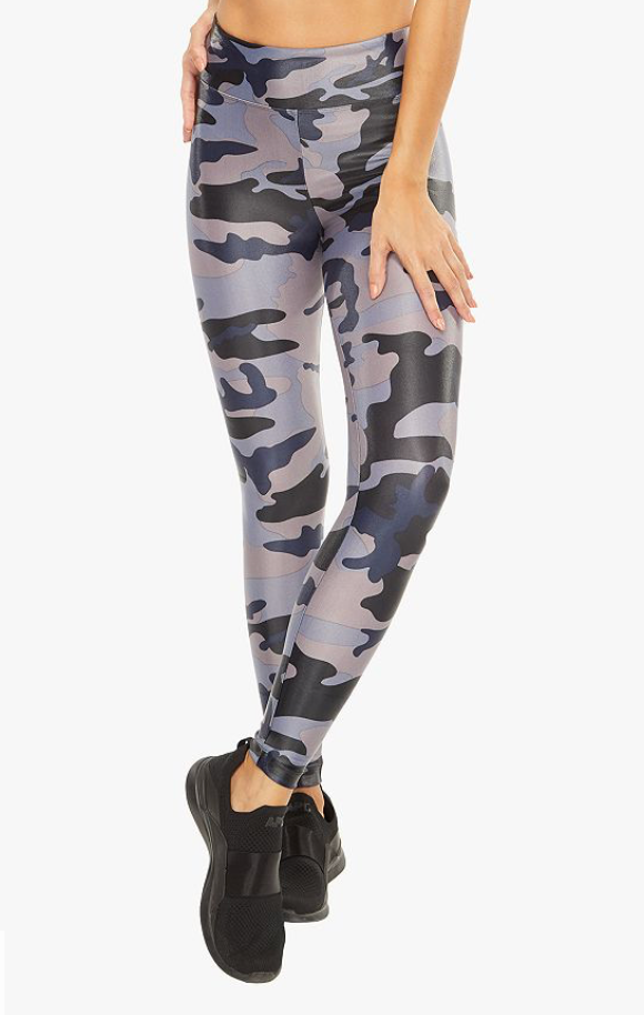 KORAL High Rise Lustrous Leggings Camo