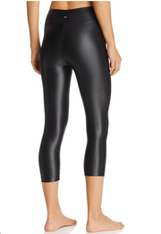 KORAL High Rise Capri  Lustrous Leggings