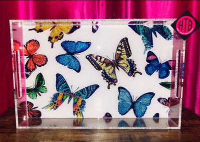 "14 x 22""  Multi Butterfly Tray"