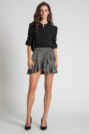 Sparkle Ruffle Skirt