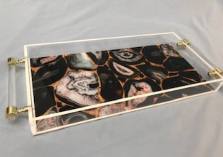 8 X 16 Tray with Handles