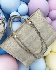 Shimmering Tote