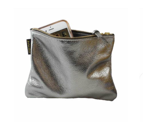 Monroe Leather Pouch