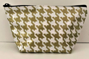 Large Oilcloth Cosmetic Bag - Customize