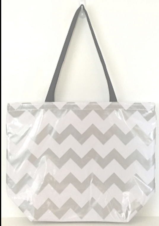 Large Oilcloth Tote