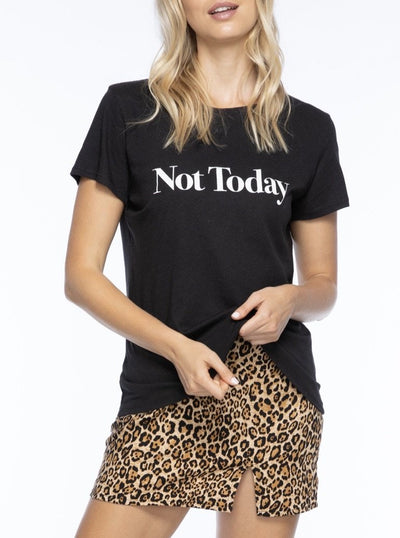 Not Today SS Loose T-shirt