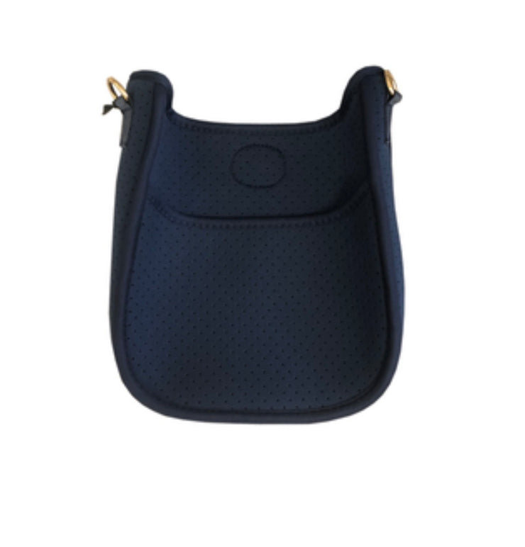 AH! Mini Neoprene Crossbody Navy