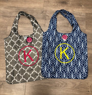 IN STOCK Medium Personalized Reusable Tote