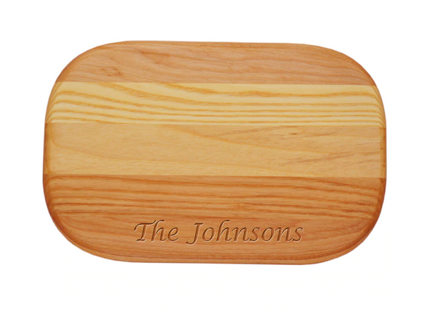 Personalized Small Cutting Board