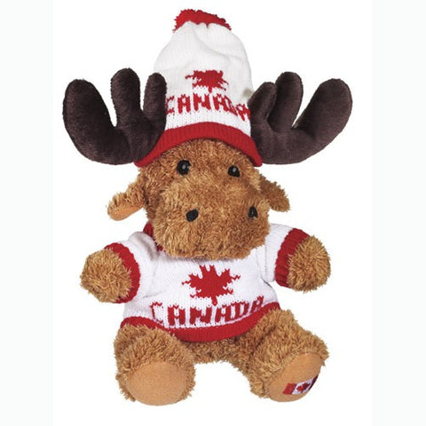 Bruce the Toque Moose