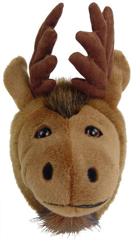 Small Moose Head