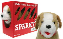 Sparky The Flipover Dog