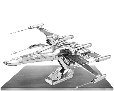 Metal Earth Star Wars Poe Dameron's X-Wing