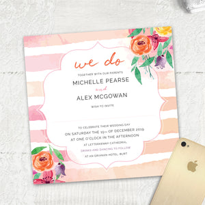 Top Wedding Invite Trends for 2019