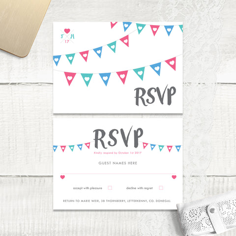 Bunting - RSVP
