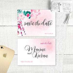 Cherry Blossom 2 - Save the Date