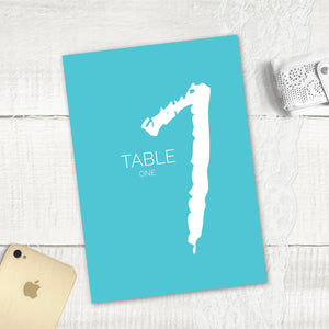 We Do 2 - Table Numbers