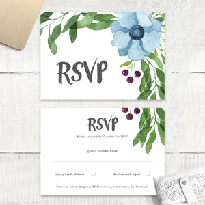 Winter Wedding - RSVP