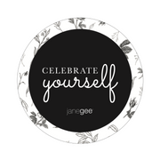 janegee Affirmation Die Cut Sticker Pack