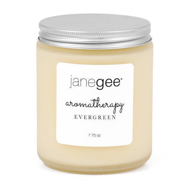 janegee Evergreen Aromatherapy Candle