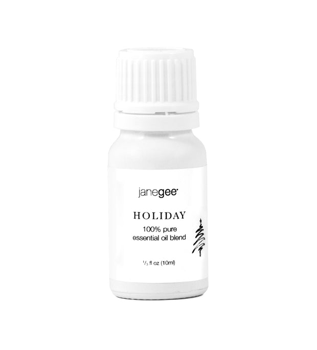 janegee Holiday Essential Oil Blend