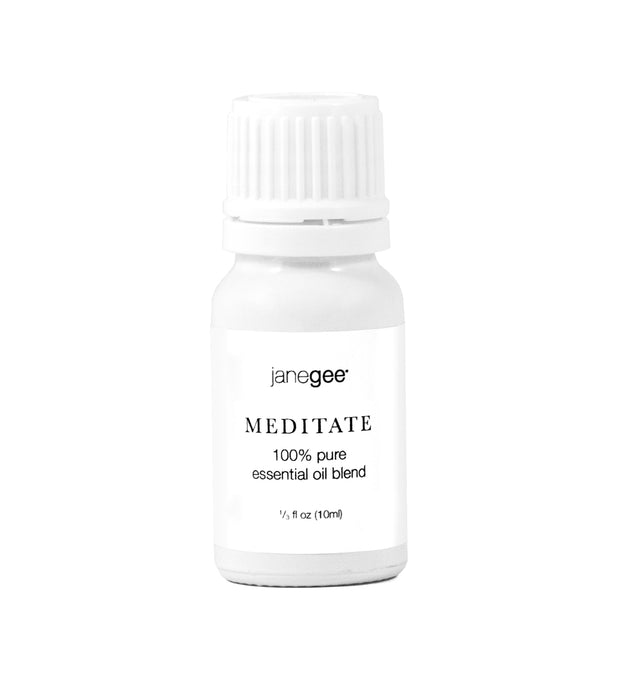 janegee Meditate Essential Oil Blend