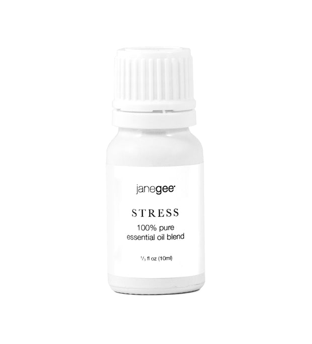 janegee Stress Essential Oil Blend