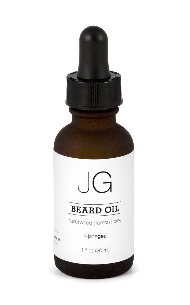 JG for Men Beard Oil