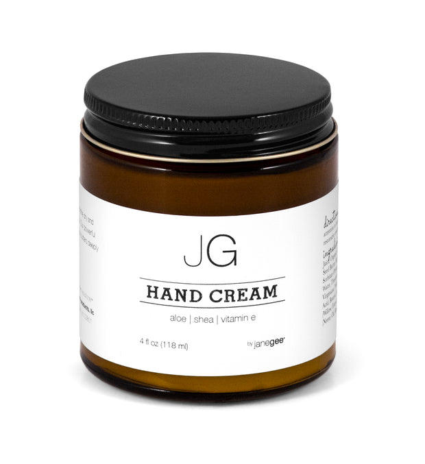 JG For Men Hand Cream