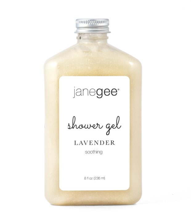 janegee Lavender Shower Gel